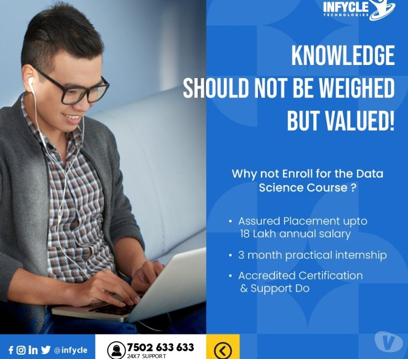 IT & Computer course Chennai - Photos for No.1 Big Data Hadoop Training in Chennai | Infycle Technolog