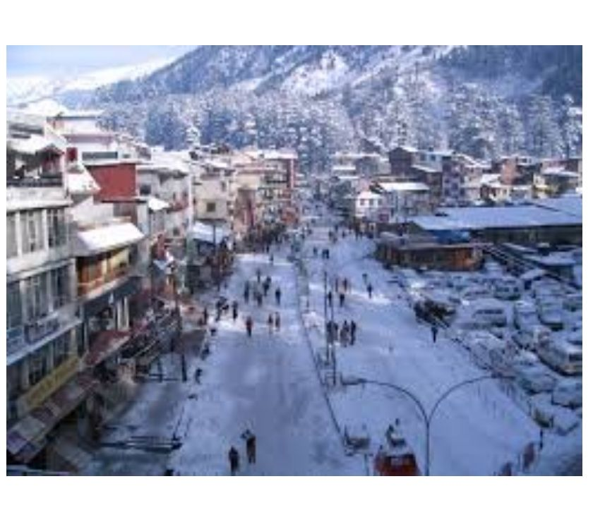 Travel - Tickets Ahmedabad - Photos for Best honnymoon offer of shimla and manali tour package