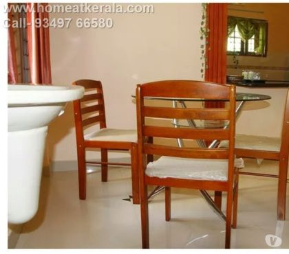 Photos for furnished one bhk serviced Villa at Vyttila Kochi daily rent