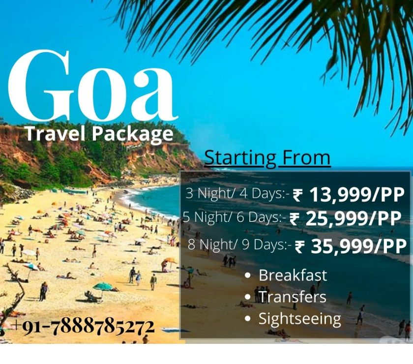 Other Services Gandhinagar - Photos for Goa Tour Packages