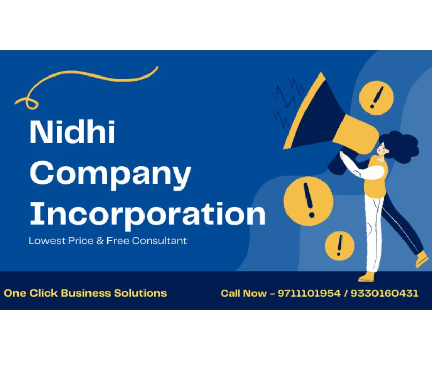 Other Services Ahmednagar - Photos for Nidhi Company Registration Process & Lowest Fees