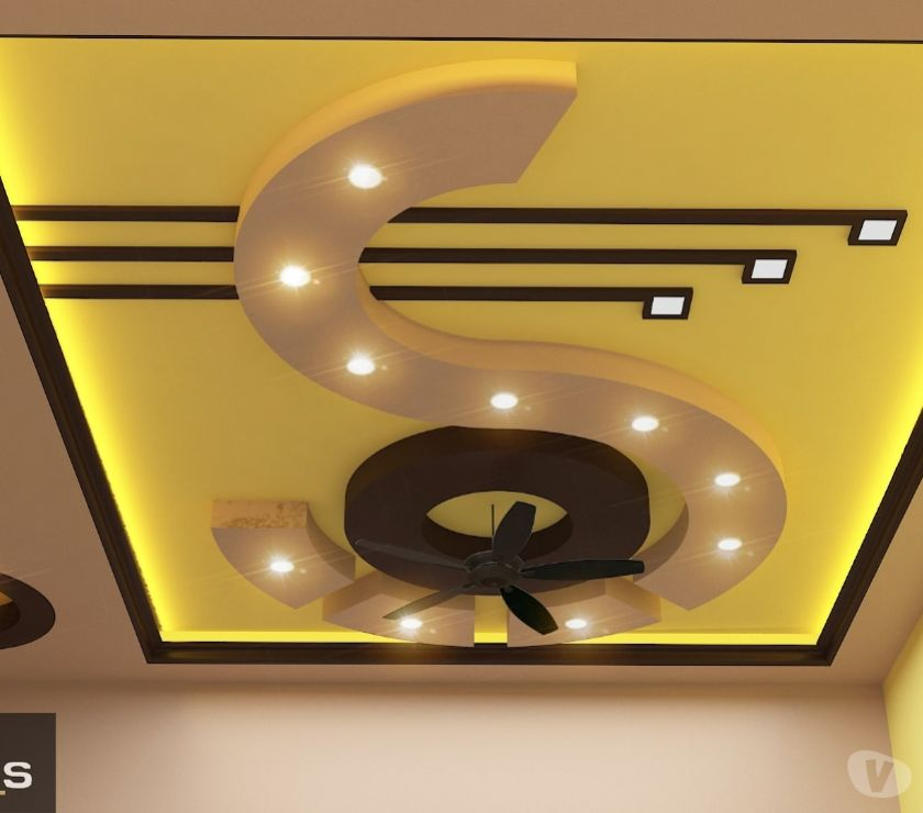 Renovation services Lucknow - Photos for Types of false ceiling for home and office in Lucknow