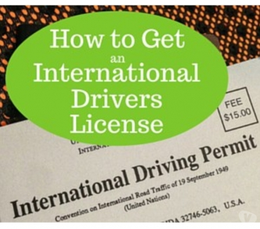 Photos for International Driving Permit India Online