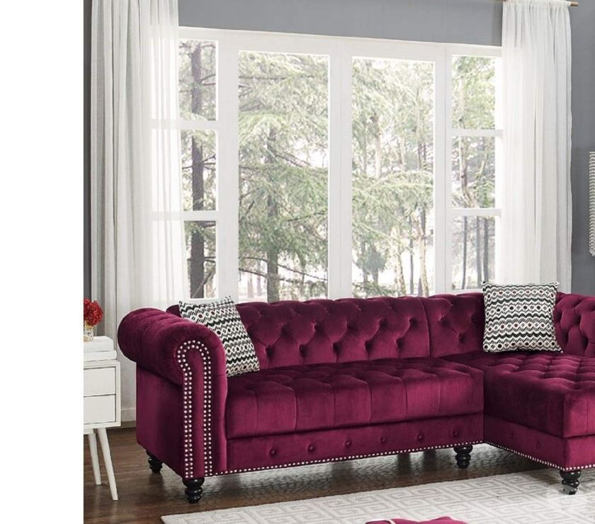 Used Furniture for Sale New Delhi - Photos for 7 Seater Sofa Set