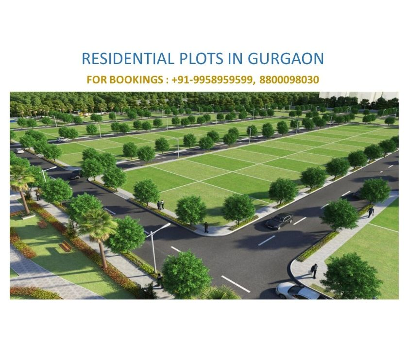 Land sale Gurgaon - Photos for Residential plots on Dwarka expressway, price for plots on D