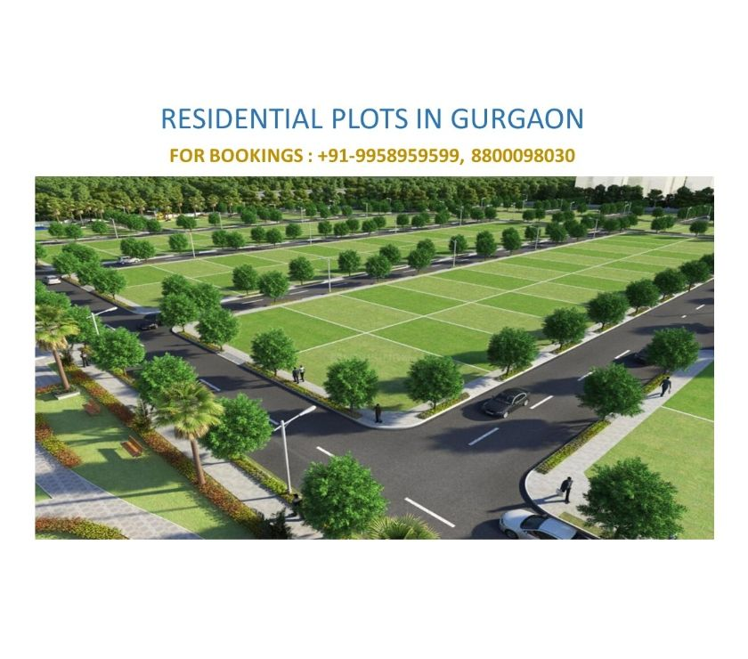 Land sale Gurgaon - Photos for investment in plots in Gurgaon, residential plots in Gurgaon