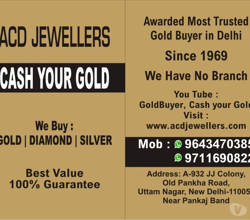 Fashion accessories New Delhi - Photos for Get Cash For Your Gold in Delhi