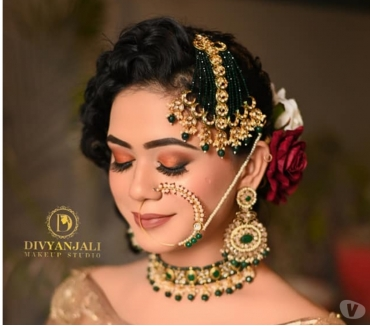Photos for Professional Makeup Artist in Lucknow