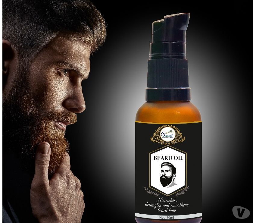 Beauty products Delhi - Photos for Vedobi Beard Oil 30ml