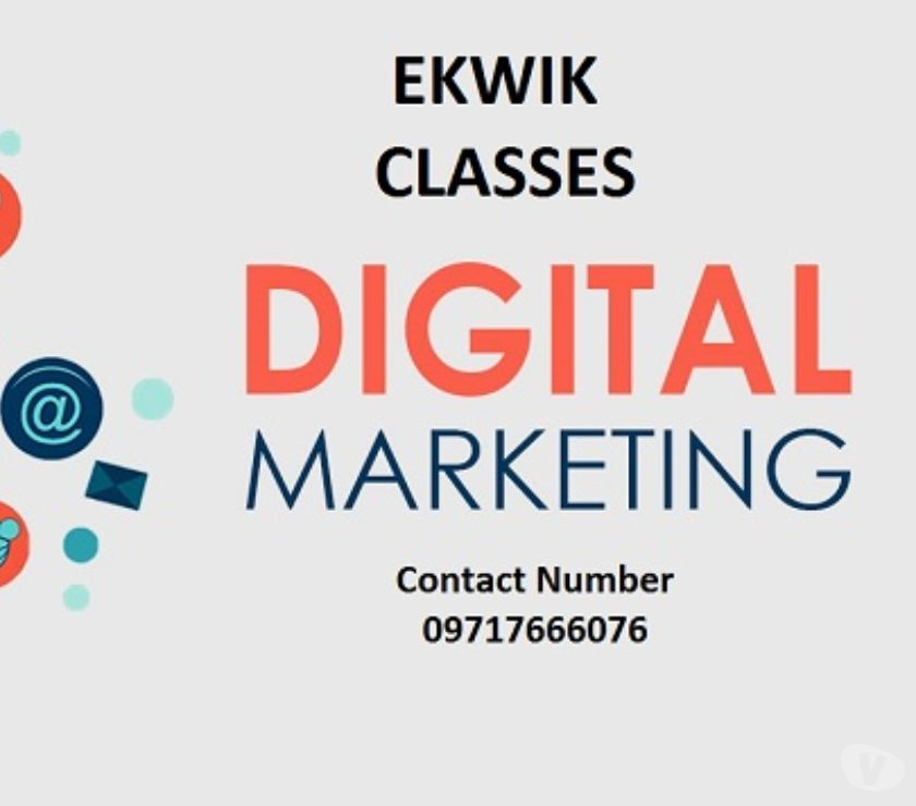 IT & Computer course New Delhi - Photos for Best Digital Marketing Institute in Delhi