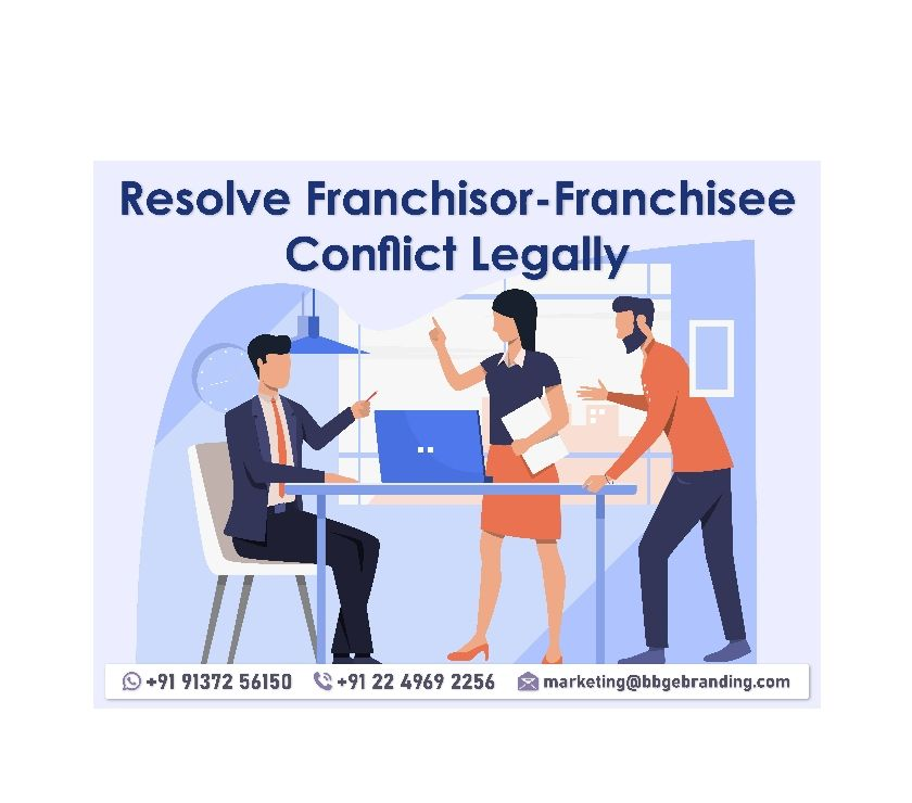 Other Services Mumbai - Photos for How to Resolve Franchisor-Franchisee Conflict Legally