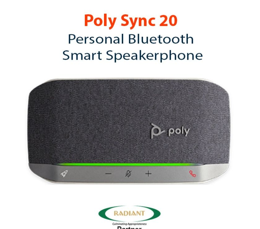 Other Services New Delhi - Photos for Available Poly Sync 20 Personal USB Bluetooth Smart Speakerp