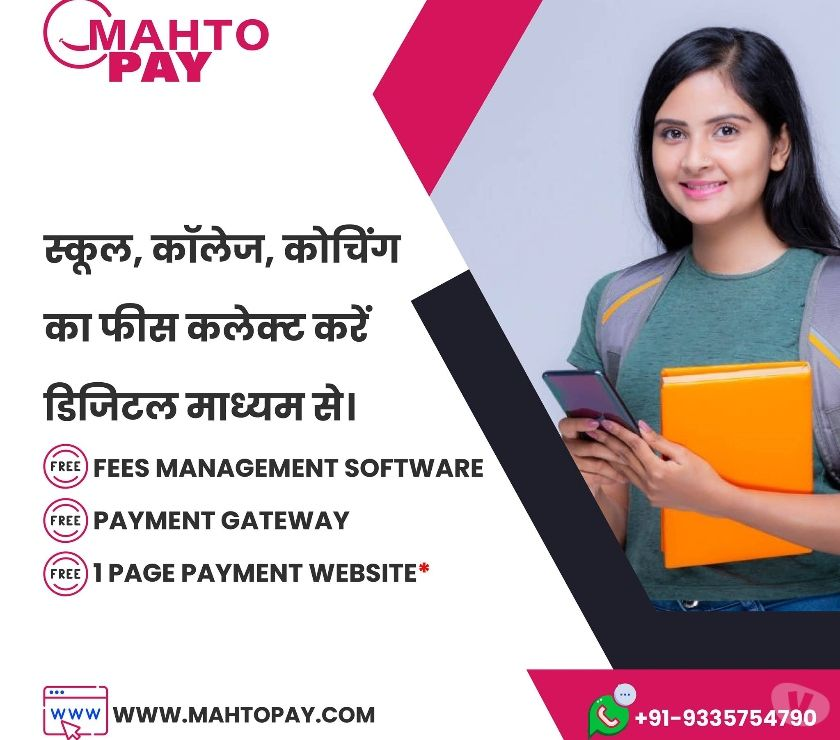 Web services Lucknow - Photos for Free Payment Gateway & Online Fee Management, Online Pa