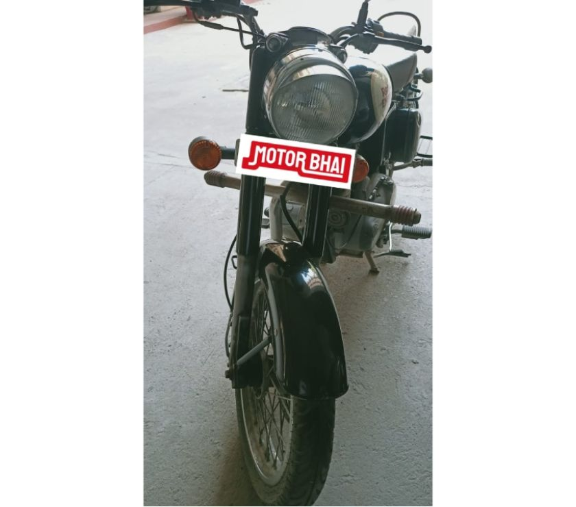 Used Cars Delhi - Photos for ROYAL ENFIELD CLASSIC 350