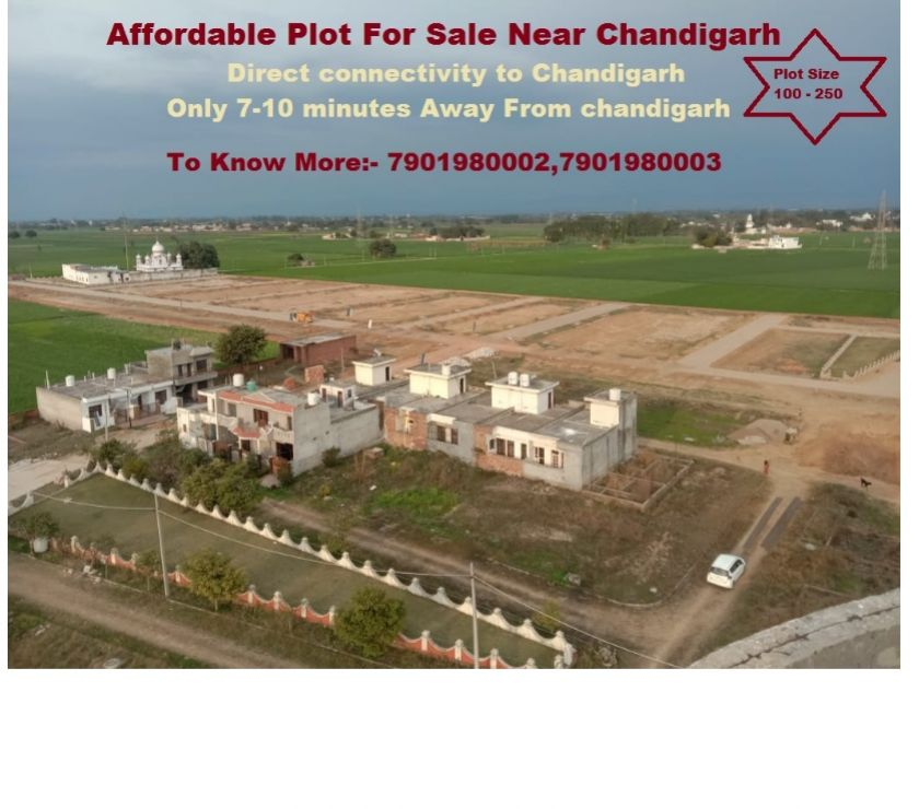 Land sale Chandigarh - Photos for Plots For sale Near Chandigarh