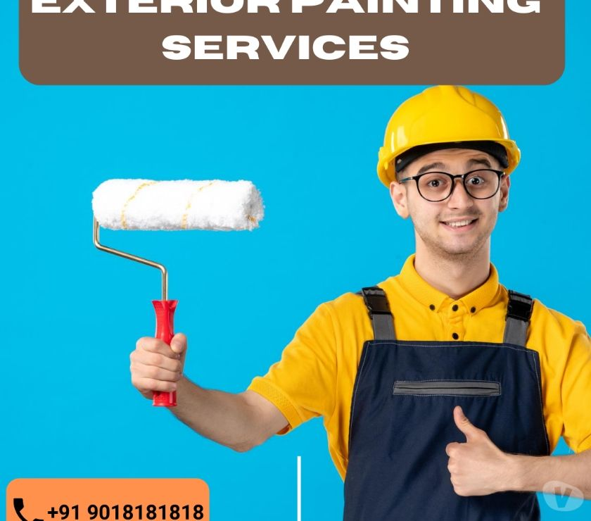 Renovation services Delhi - Photos for The Best Painting Contractors in Delhi NCR | Keyvendors