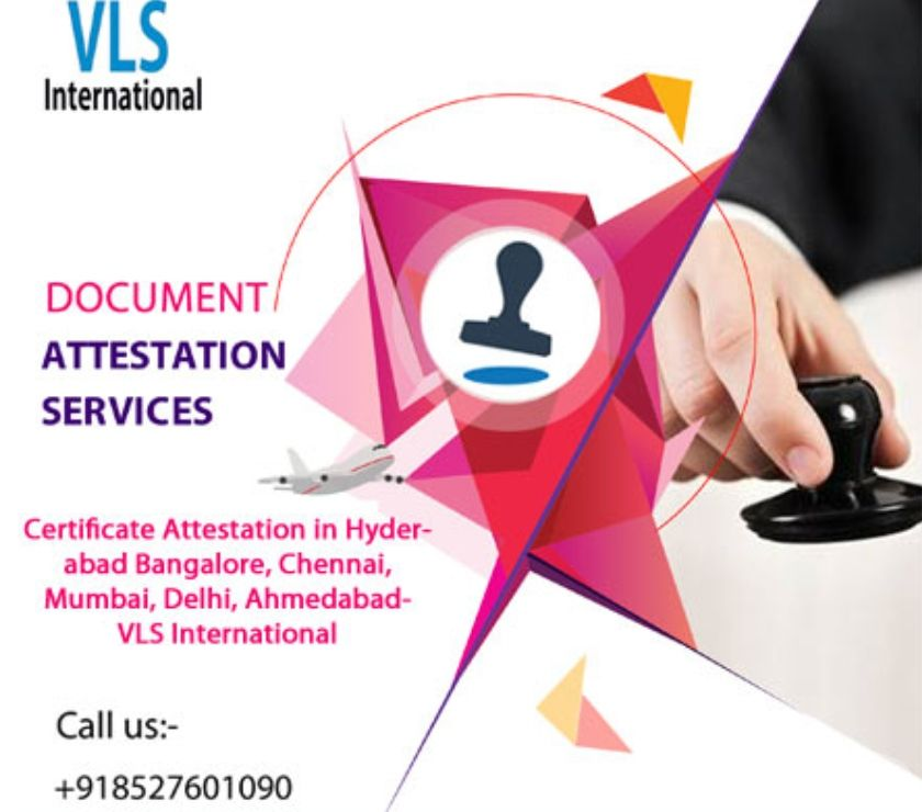Other Services New Delhi - Photos for Certificate Attestation in Hyderabad Bangalore Chennai Delhi