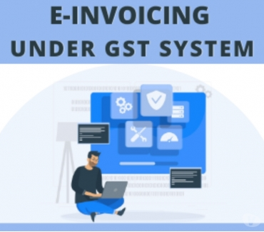 Photos for E-Invoicing Under GST System