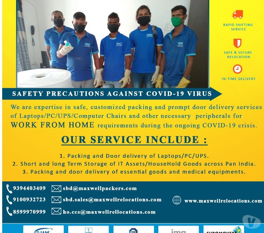 Relocation services Hyderabad - Photos for Best Packers and movers | Packers & Movers