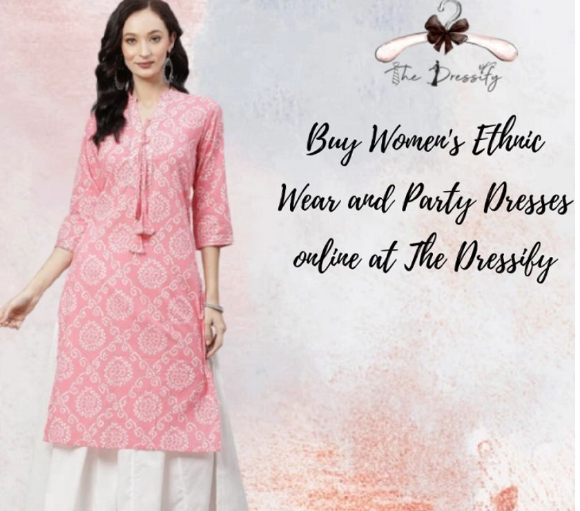 Buy & Sell Clothes Jaipur - Photos for Buy Women's Ethnic Wear and Party Dresses online at The Dres