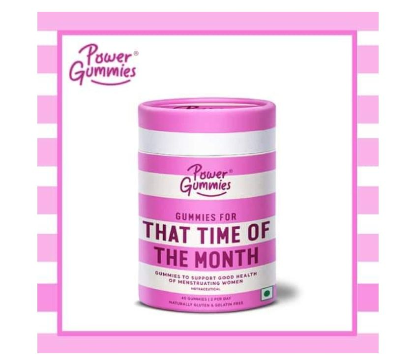 Beauty products New Delhi - Photos for PMS Gummies: That Time of The Month Chewable Vitamins