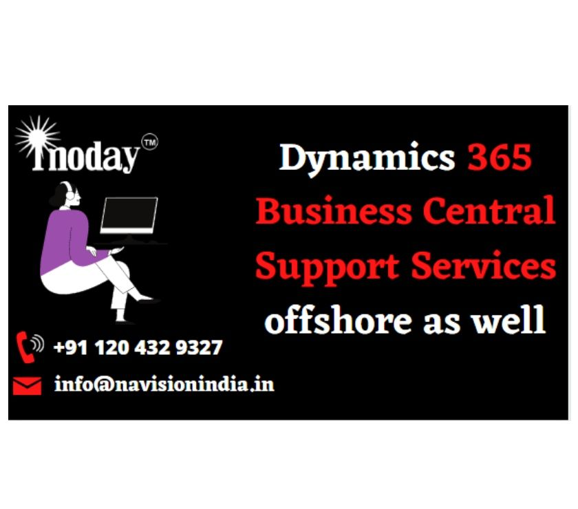 Web services Noida - Photos for Grab Business Central Support At Premium Pricing