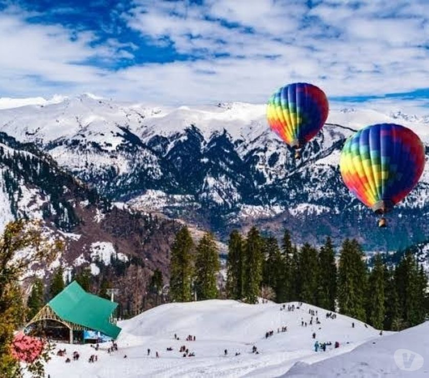 Other Services Ahmedabad - Photos for Best Offer for family manali tour in your budget