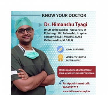 Photos for Expert of Spine surgeon in Delhi