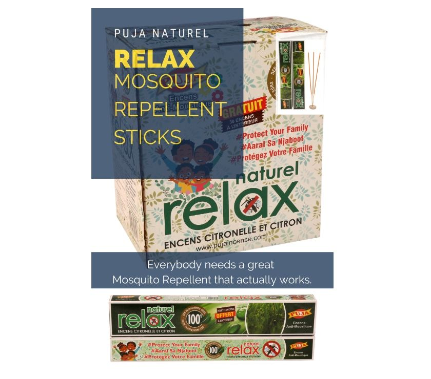 Beauty products Pune - Photos for Puja Naturel Relax Mosquito Repellent Sticks