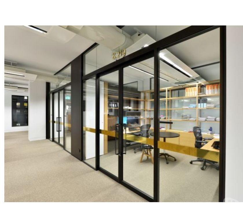 Renovation services Faridabad - Photos for Aluminium Wall Partition For House
