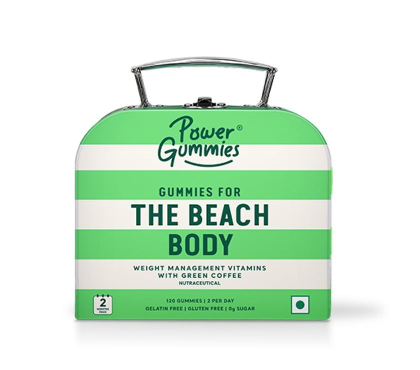 Beauty products Mizoram - Photos for Power Gummies: The Beach Body Gummies   2 Months Pack