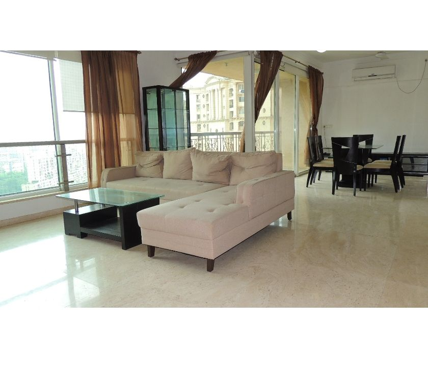 Houses & Flats for sale Mumbai - Photos for 3-BHK FFURN APT FOR SALE IN GLENDALE HIRANANDANI