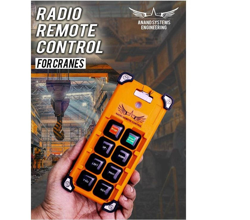 Other Services Mumbai - Photos for Crane Remote Control for every Overhead Crane and Hoist