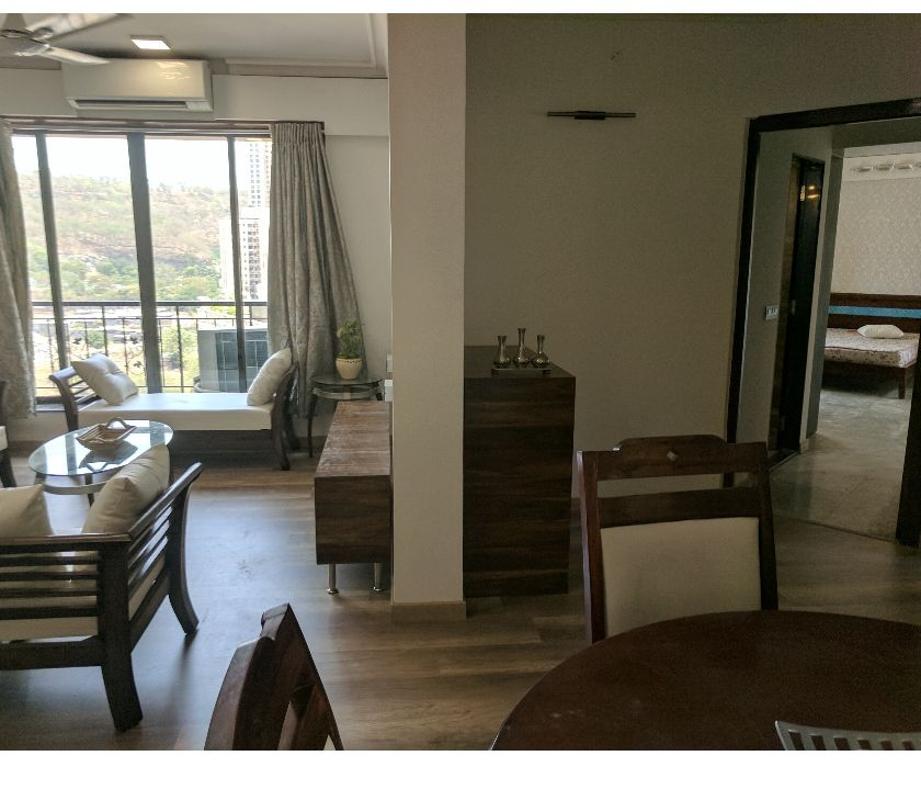 property for rent Mumbai - Photos for 2BHK FOR RENT IN BRENTWOOD HIRANANDANI