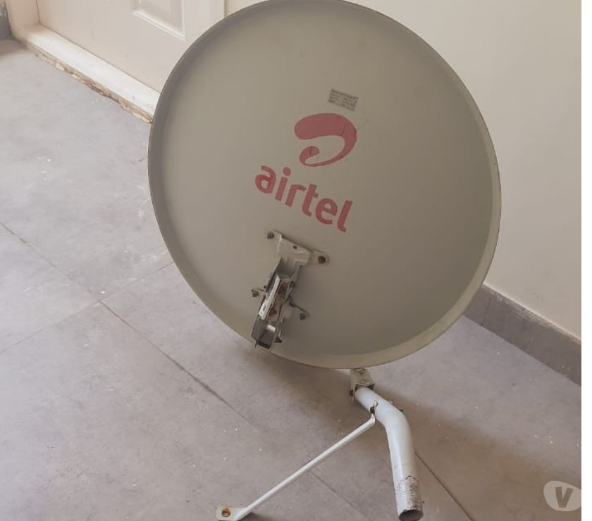 Buy & Sell home appliances Chennai - Photos for Wish to sell an Airtel dish antenna