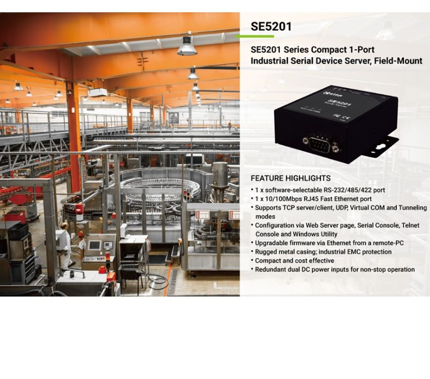 Photos for Industrial media converters