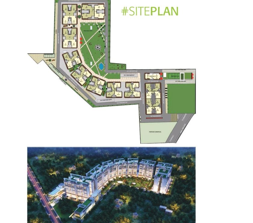 Houses & Flats for sale Patiala - Photos for 5BHK APPARTMENT SEMI FURNISHED ON NH64 , ZIRAKPUR