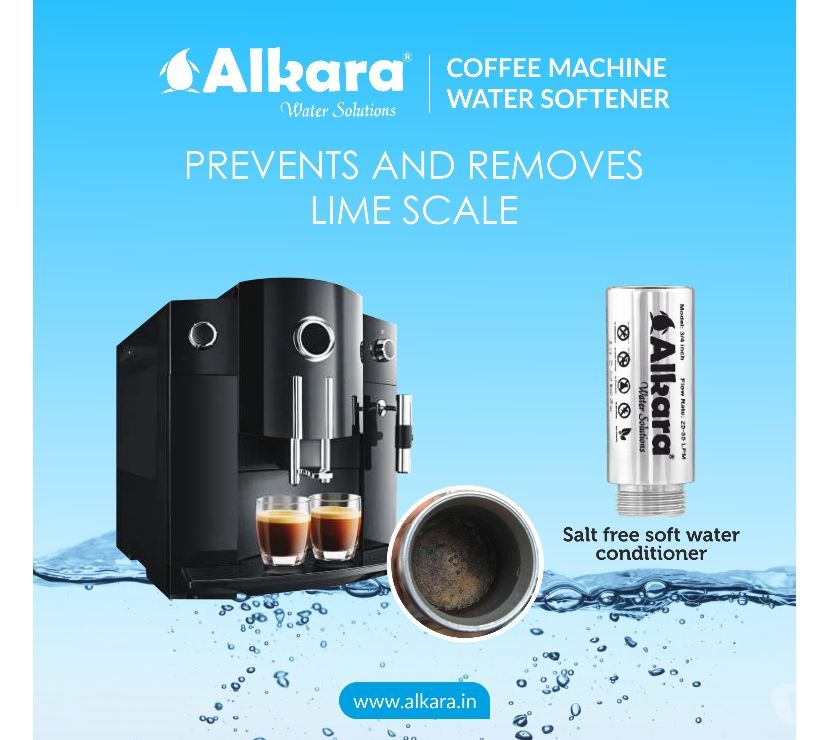 Buy & Sell home appliances Bangalore - Photos for Water softener supplier for coffee machine