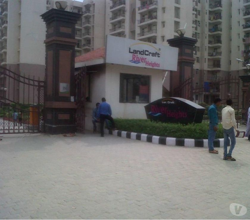 Houses & Flats for sale Ghaziabad - Photos for 2 BHK Apartment for Sale in River Heights, Raj Ngr Extension