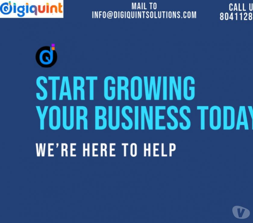 Web services Bangalore - Photos for Digital Marketing Solutions Providers In Bangalore | Digiqui