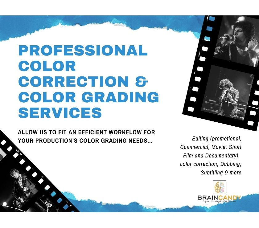 Other Services Mumbai - Photos for Video Editing & Post Production Service In Mumbai - India