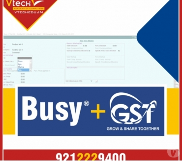 Photos for Busy with GST course