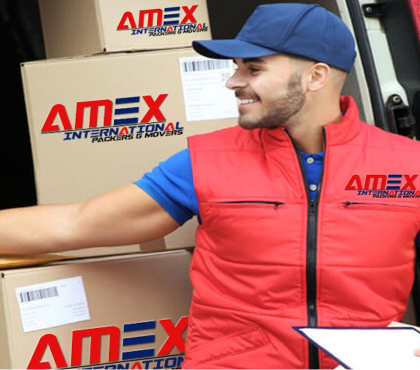 Relocation services New Delhi - Photos for Amex Packers Movers Delhi