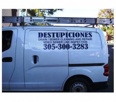 Fotos de HIALEAH DESTUPICIONES, DRAIN CLEANING, 305 300 3283