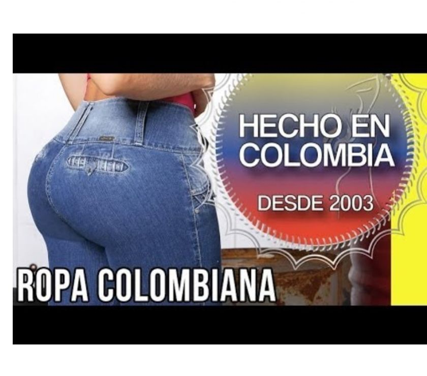 Jeans Colombianos De Mayoreo 10 South Chicago