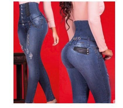 Fotos de se vende lindos jeans de damas mayoreo $10