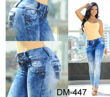Fotos de JEANS DE DAMAS POR MAYOREO