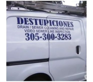 Fotos de CORAL GABLES DESTUPICIONES, DRAIN CLEANING 305 300 3283