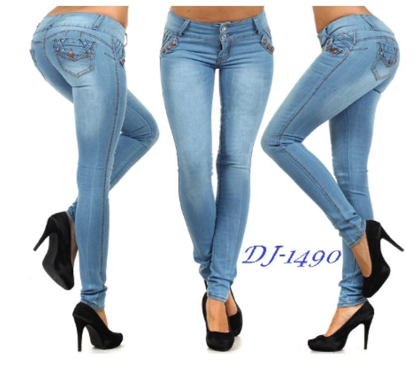 Fotos de jeans silver diva jeans colombianos