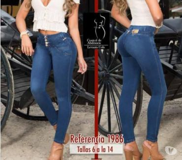 Fotos de JEANS DE DAMAS COLOMBIANOS